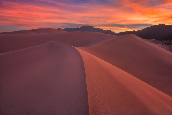 Great Sand Dunes National Park, Utah