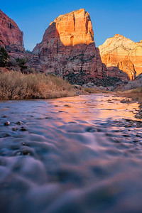 Angel's Landing & the Virgin River