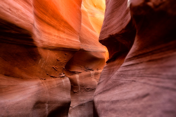 Peek-A-Boo Slot Canyon