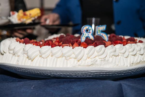 Compleanno 85 Paola & Giacomo