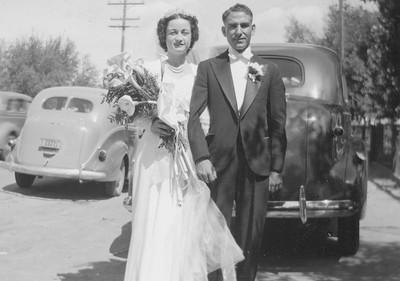 Frank Domenico and Edith Proietti Wedding