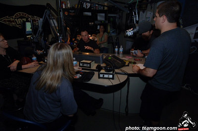 "Complete Control Radio with Joe Sib on Indie 103.1 Guest: Susan Dyner from the movie ""Punks Not Dead""  April 20, 2006"