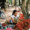 Fruit stall outside Angkor Temple, Cambodia. Credit: New Zealand Ministry of Foreign Affairs and Trade