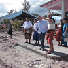New Zealand Prime Minister John Key meets with locals in Samoa after the September 2009 earthquake and tsunami. Credit: New Zealand Ministry of Foreign Affairs and Trade