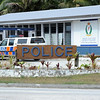 Niue Police Station, Pacific Mission 2012, Alofi, Niue, Wednesday, July 25, 2012. Credit:SNPA / Ross Setford