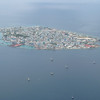 Aerial view of the Maldives. Credit: New Zealand Ministry of Foreign Affairs and Trade