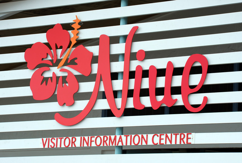 Niue Visitor Information Centre. Credit:SNPA / Ross Setford
