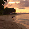 Sunset over Samoa. Credit: New Zealand Ministry of Foreign Affairs and Trade