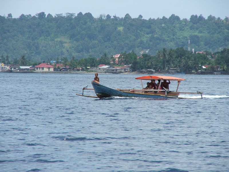 Local transport, Indonesia. Credit: New Zealand Ministry of Foreign Affairs and Trade