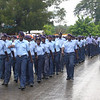 Police Parade - Community Policing Project, Papua New Guinea. Credit: New Zealand Ministry of Foreign Affairs and Trade