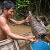Fishing baskets, Lao PDR. Credit: New Zealand Ministry of Foreign Affairs and Trade