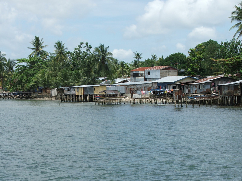 Local coastal village, Indonesia. Credit: New Zealand Ministry of Foreign Affairs and Trade