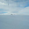 A glimpse of Mt Erebus. Prime Minister John Key's trip to Antarctica, Jan 2013. Credit New Zealand Ministry of Foreign Affairs and Trade