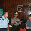 Community policing project in Papua funded under the State Sector Development Partnership. Athol Soper and Jackie Goodwin, NZ Police. Credit: New Zealand Ministry of Foreign Affairs and Trade