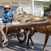 Traditional transport, Cambodia. Credit: New Zealand Ministry of Foreign Affairs and Trade