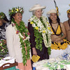 Dame Silvia Cartwright in Rarotonga, Cook Islands on Constitution Day. Credit: New Zealand Ministry of Foreign Affairs and Trade