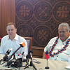 Prime Minister's trip to Samoa, 2012. Credit: New Zealand Ministry of Foreign Affairs and Trade