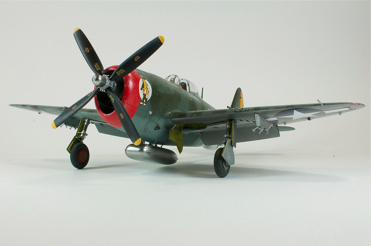 1/48 Tamiya P-47D-25 Thunderbolt