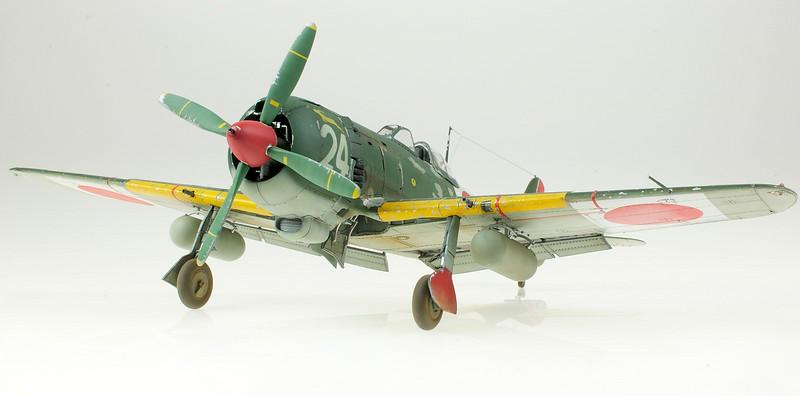 """1/32 Hasegawa Ki-84 Hayate """"FRANK"""""""