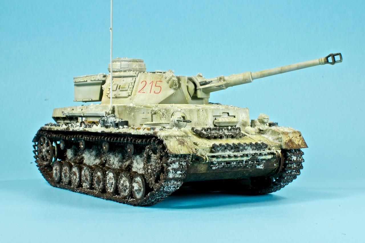 1/35 Dragon Panzer IV Ausf.G