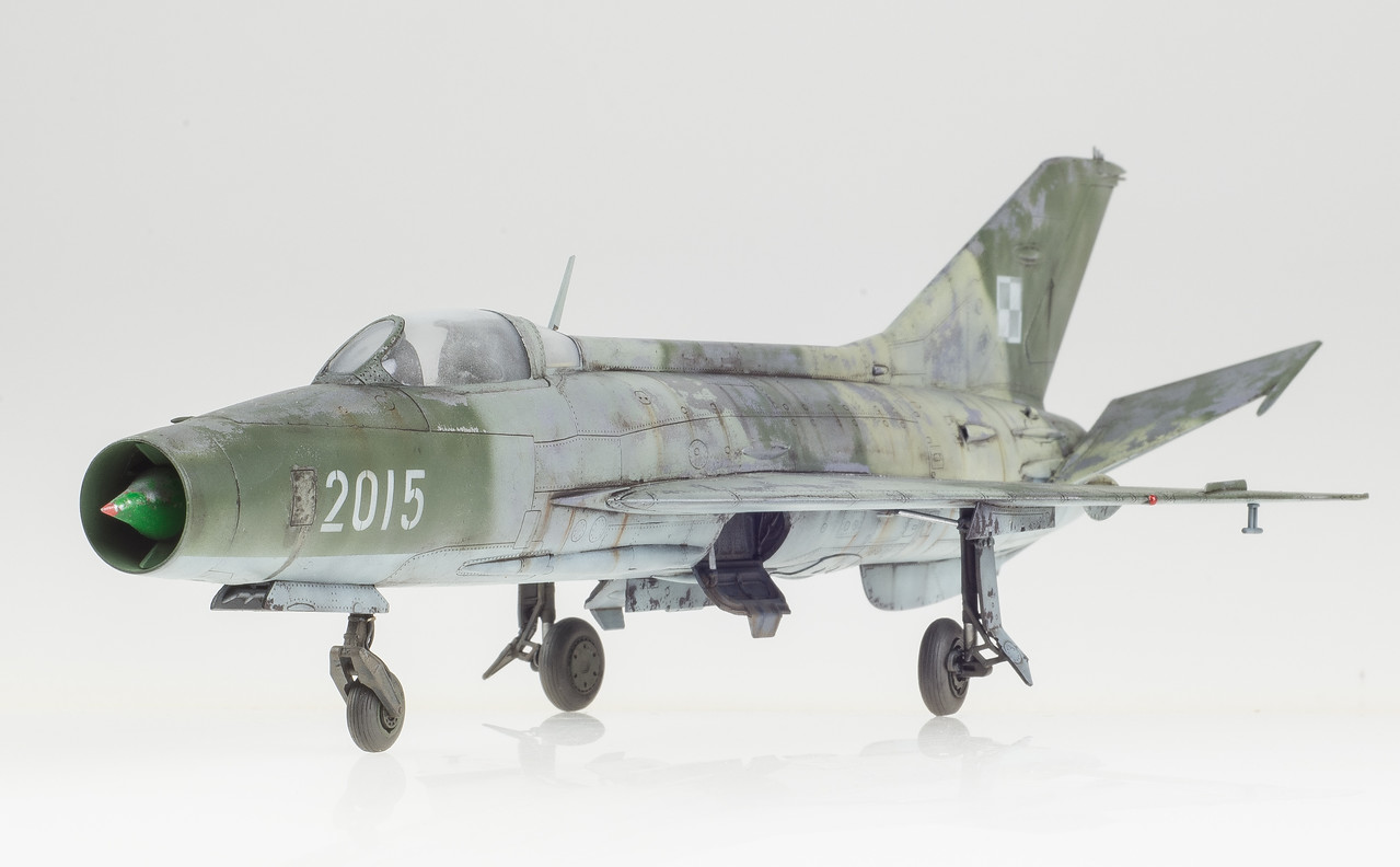 1/48 Trumpeter MiG-21F-13