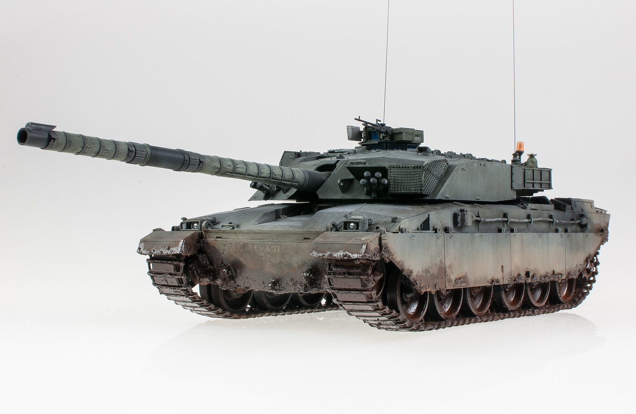 1/35 Tamiya Challenger 1 MBT