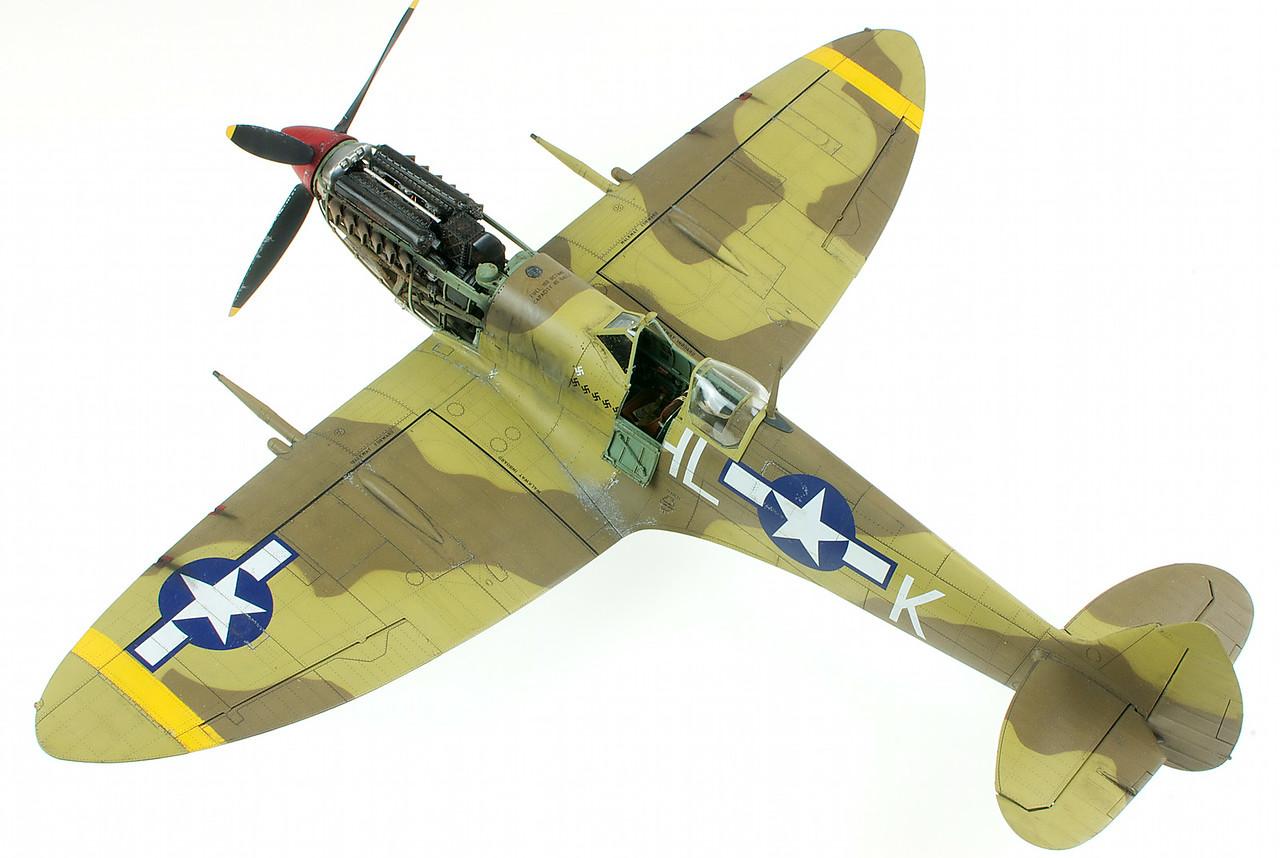 1/32 Tamiya Spitfire Mk.VIII