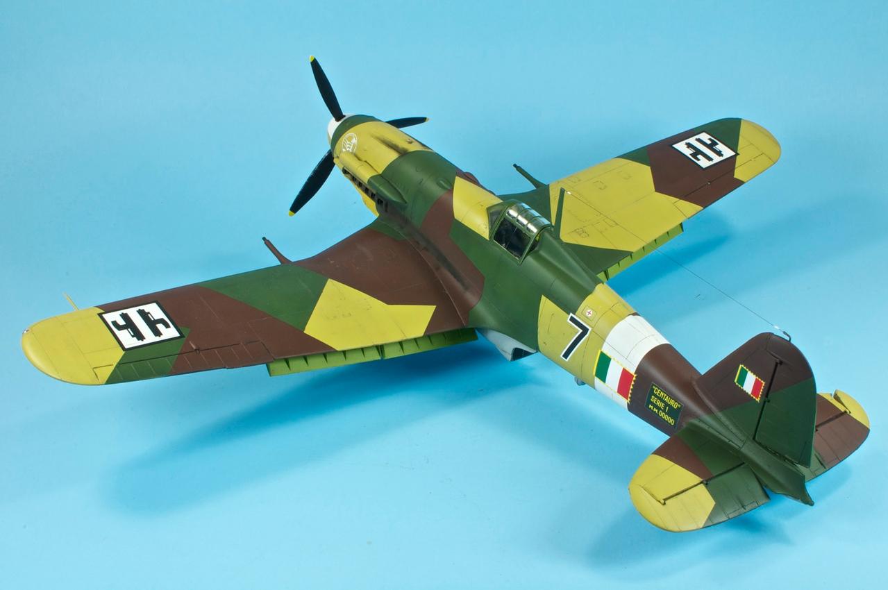 1/32 PCM Fiat G.55 Centauro