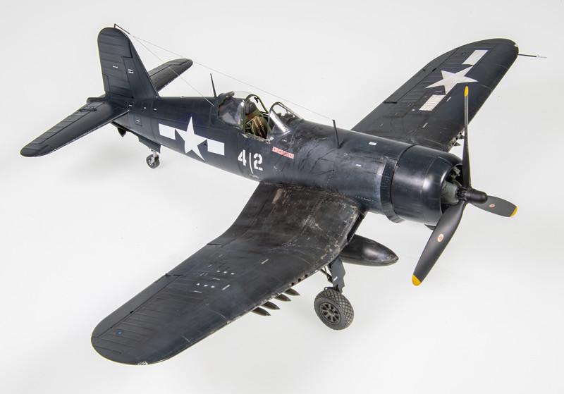 1/32 Tamiya FG-1D Corsair - VMF-323