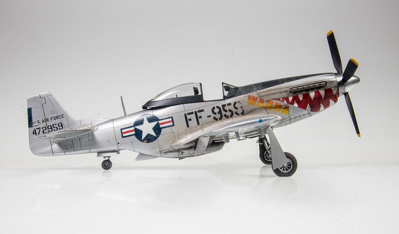 1/48 Tamiya F-51D Mustang