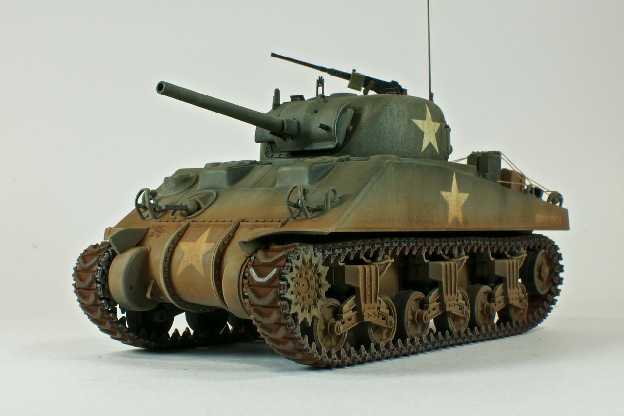 1/35 Tamiya M4 Sherman Early Production