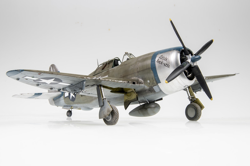 1/32 Trumpeter P-47D-20 Thunderbolt