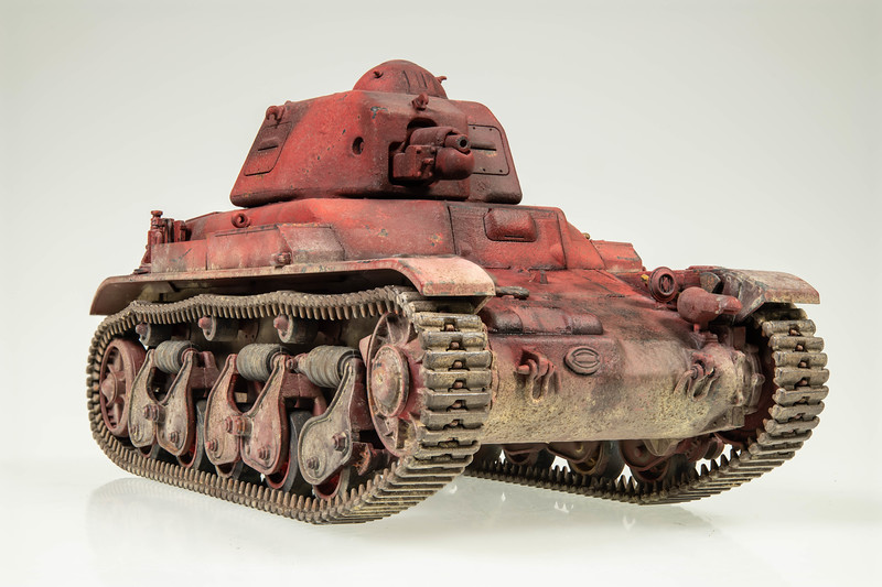 1/35 Tamiya R35 French Light Tank
