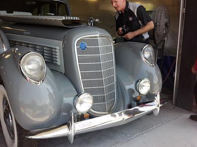 1938 Lincoln Limousine
