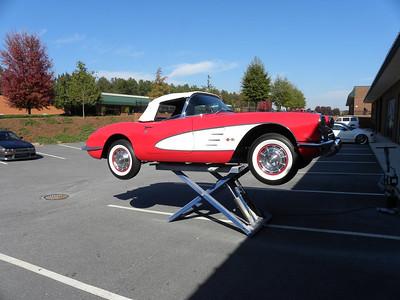 1960 Corvette Restoration