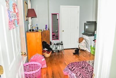 1st floor third bedroom