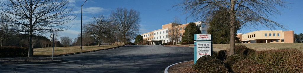 Newnan Hospital (closed)