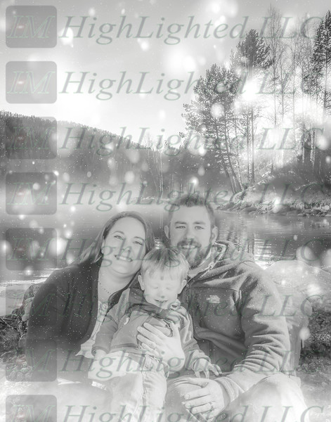 Laporta Family by Winter Lake-3