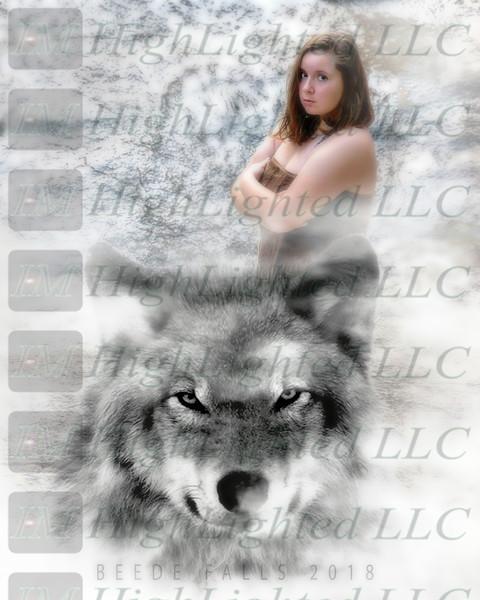 8x10fairyTale Awolf2