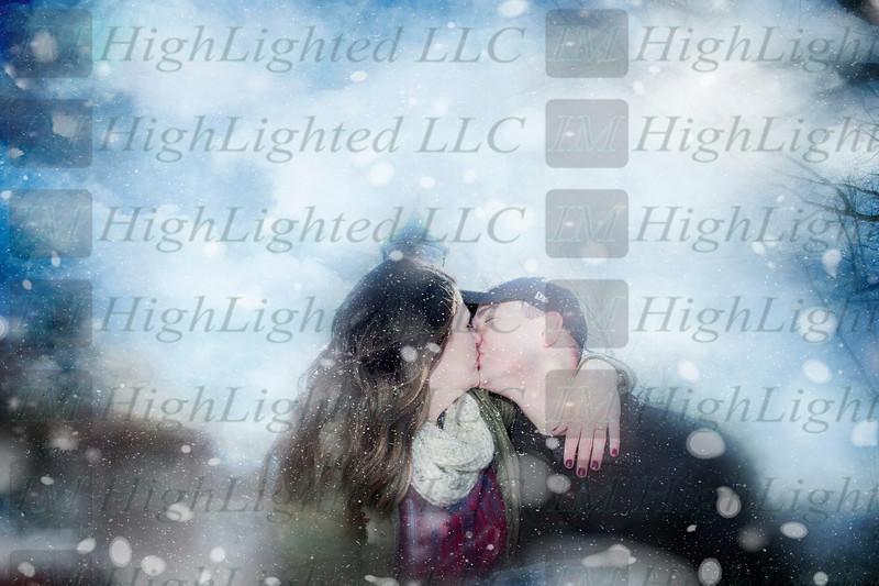 Hope and Eric Kissing Skies2