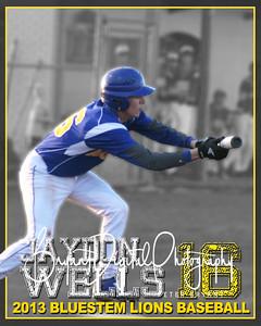 #16 Jaydon Wells