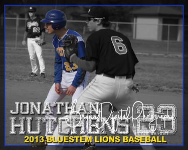 #23 Jonathan Hutchens