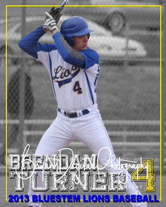 #4 Brendan Turner Senior