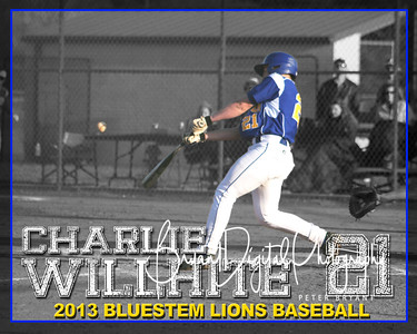 #21 Charlie Willhite