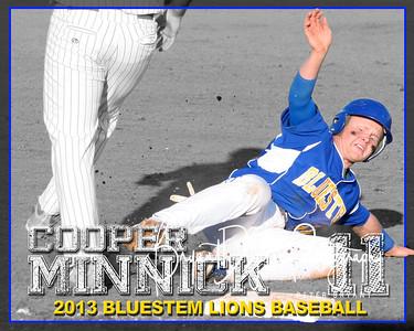 #11 Cooper Minnick
