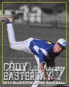 #7 Cody Easterday Senior