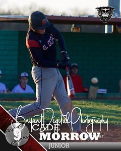 #9 Cade Morrow