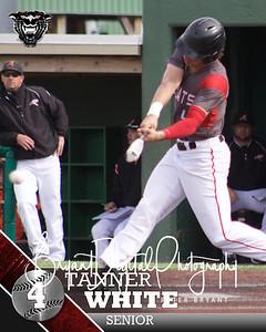 #4 Tanner White