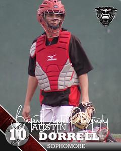 #10 Austin Dorrell