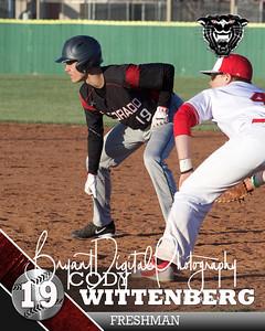 #19 Cody Wittenberg